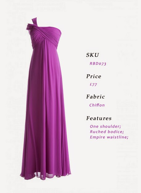 one shoulder maternity bridesmaid dress