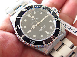 ROLEX SUBMARINER NODATE - ROLEX 14060 TWOLINERS - SERIAL K YEAR 2001