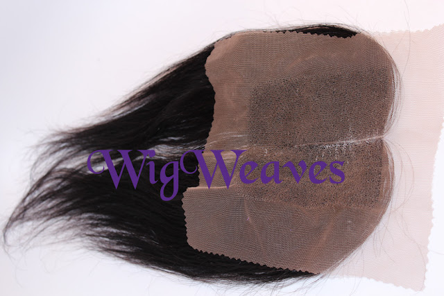 "Custom 4x4"" Lace Front Closure"