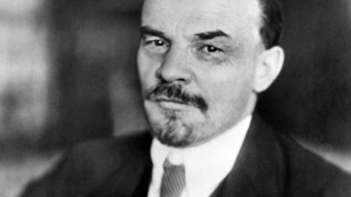 ¿ Cual es vuestro heroe Comunista ? Lenin