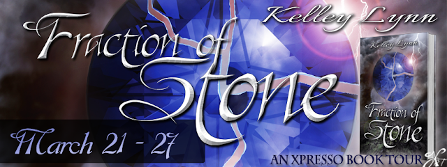 Fraction of Stone Blog Tour