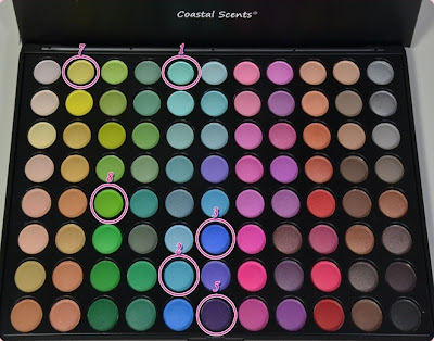 coastal scents paleta