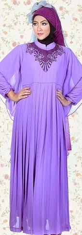 Model Blazer Muslim Untuk Orang Gemuk