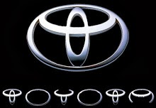 2) Previous Toyota Half Cut