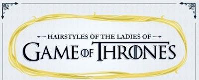 cómo peinarse como las chicas de Juego de Tronos - Juego de Tronos en los siete reinos