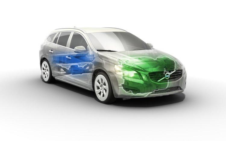 Volvo V60 Wagon 2012