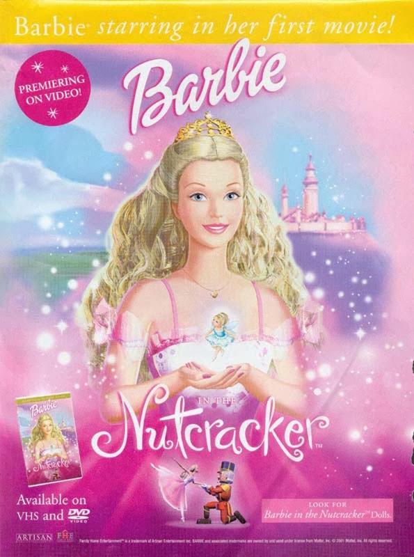 Watch Barbie In The Nutcracker 2001 Full Movie Online: Barbie In The Nutcracker Movie Online For Free