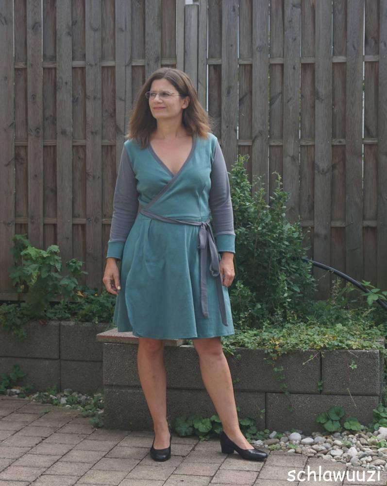 Wickelkleid Diane – MoLaS