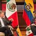 México y Colombia elevan a nivel estratégico la relación bilateral