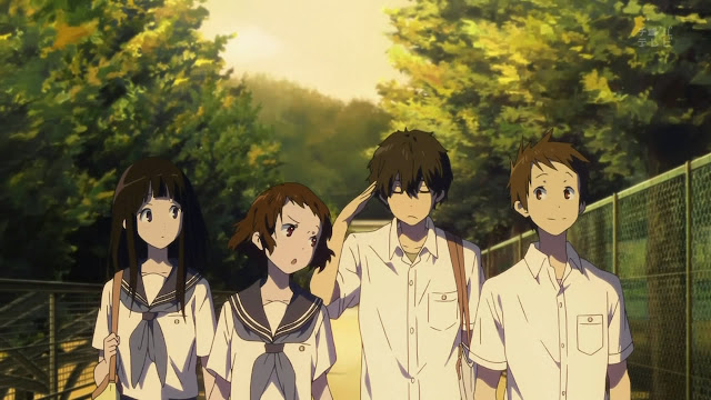 Recommended Anime Detective/Mystery Hyouka