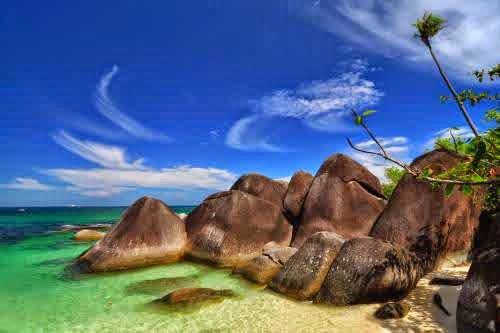 Pantai Terindah Tanjung Tinggi