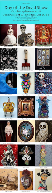 Day of the Dead at Guardino Gallery