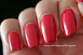 Jacava London - Crimson Crush