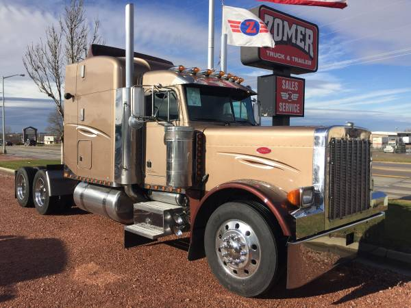 2001 Peterbilt 379exhd For Sale Old Truck