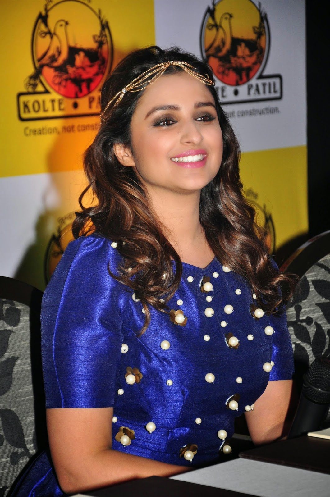 Parineeti Chopra Launch KPDL Mobile App Pics