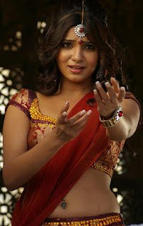 samantha sexy pic in hot dress