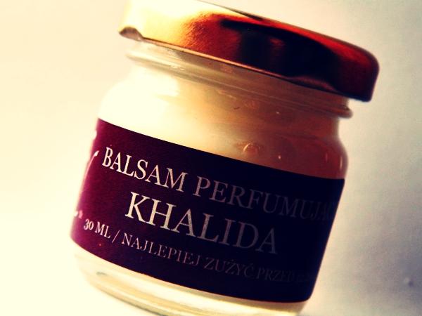Balsam to czy perfuma? a może jedno i drugie?:)