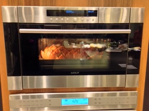 Experiential Luxury, Home Luxury, the PIRCH, Wolf Appliances, Convection Steam Oven