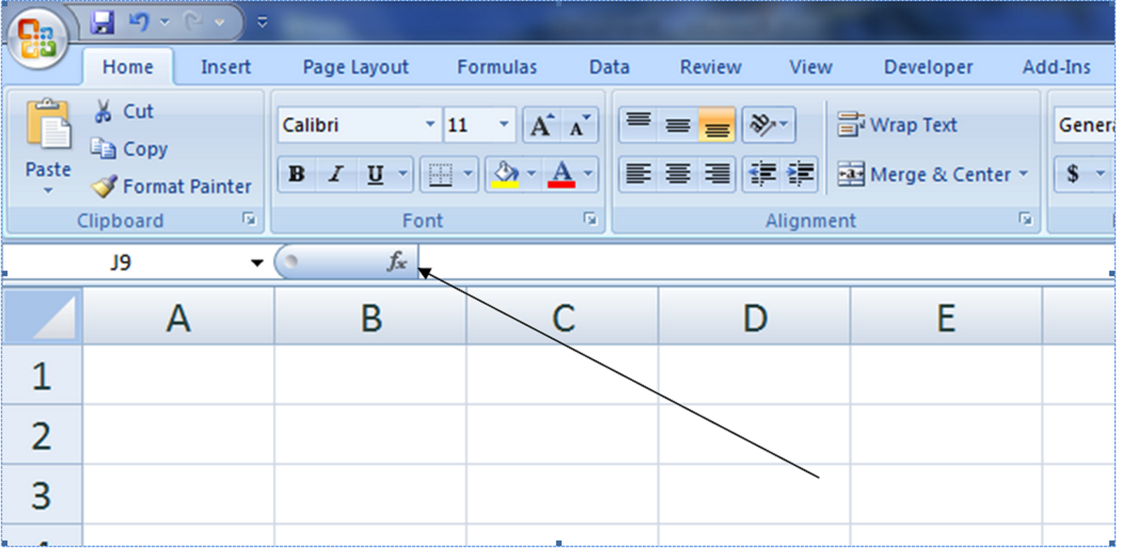 West lab journal club microsoft excel basics for data analysis you should also note that the blank section to the right of the fx symbol is used for editing functionsformulas alternatively functionsformulas can also buycottarizona Image collections