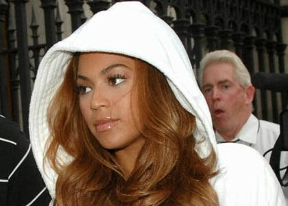 Bathrobe Favorites: Beyonce