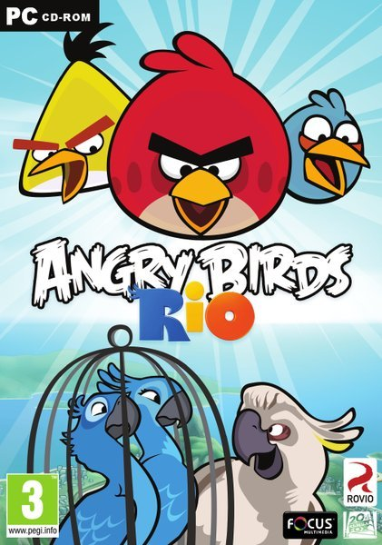 Download Game PC Angry Birds RIO [Full Version] | Acep Game