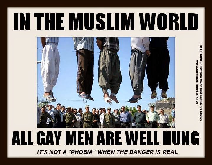 Risultati immagini per lgbt islam cartoon