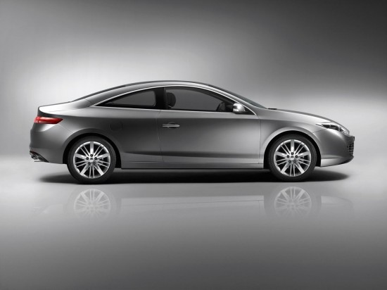 Renault Laguna Coupe Desktop Wallpapers