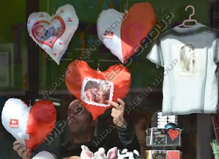Свети Валентин Подарък