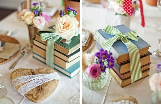 why not wedding matrimonio con i libri