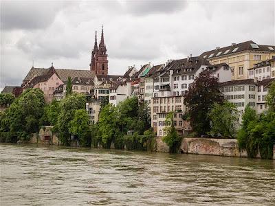 Panorama de Basilea - Münster