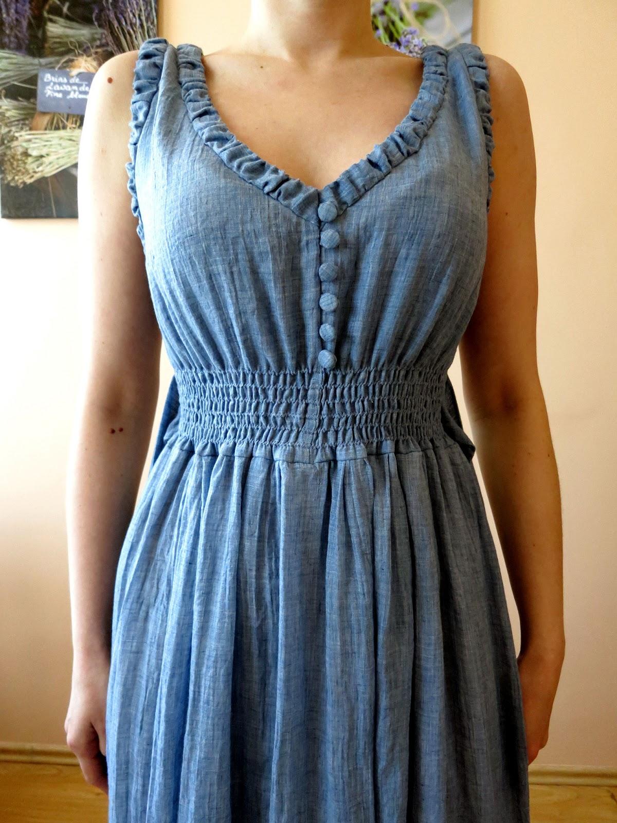 Фото переделанных платьев своими руками