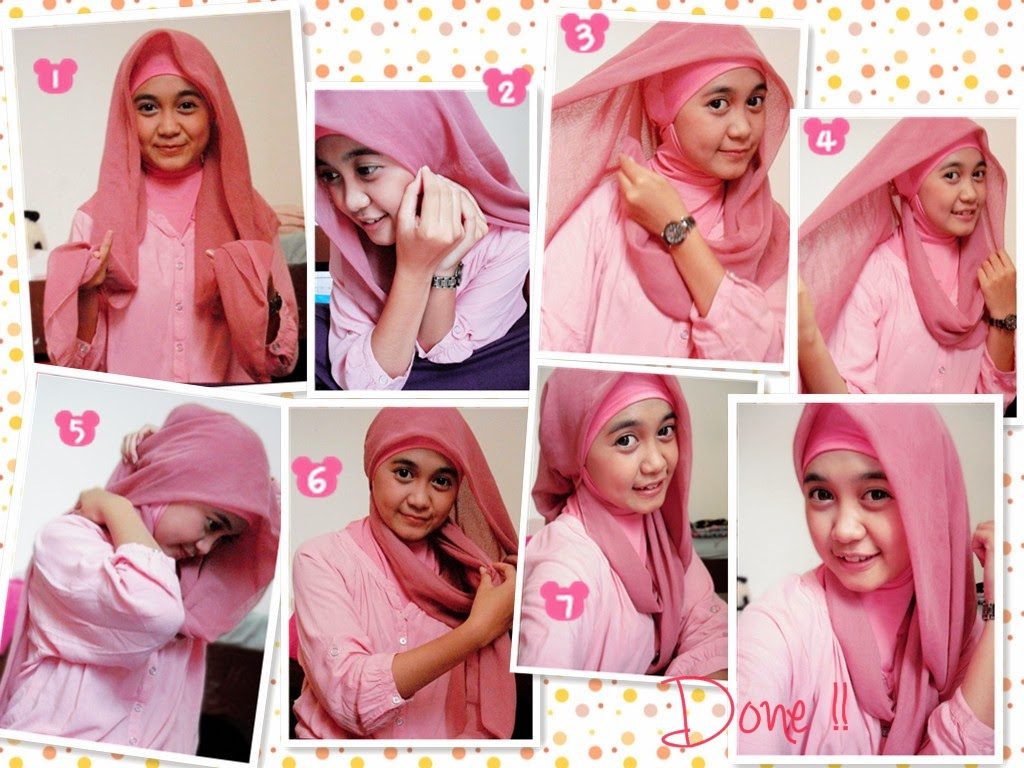 Hijab Kita Semua Februari 2015
