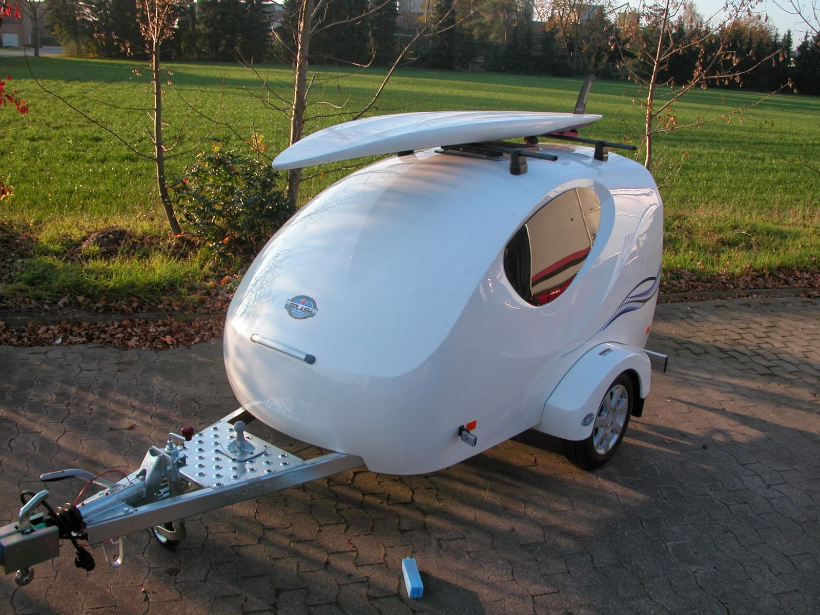 Gallery For Motorcycle Teardrop Campers