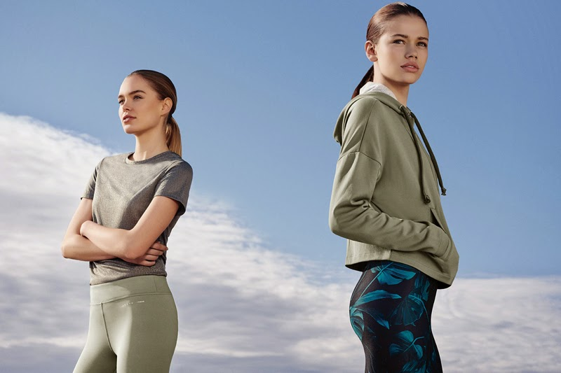 Oysho Gym Collection Spring Summer 2015