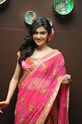 Adah Sharma Gorgeous in Pink Saree-thumbnail-15
