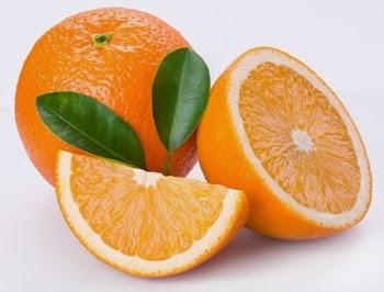 Manfaat Buah Jeruk dan Pisang Untuk Panas Dalam