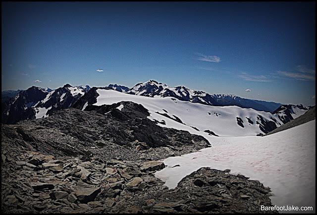 bear pass glacier