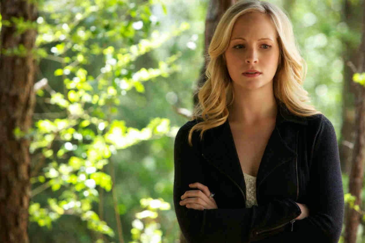 Caroline Forbes Season 8