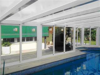 Techos y cubiertas de piscinas cubiertas bajas y altas para piscinas cerramientos y cubiertas - Techo piscina cubierta ...