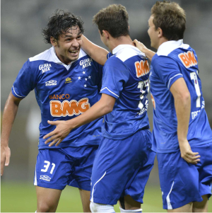 Cruzeiro, líder e Favorito Brasileirão
