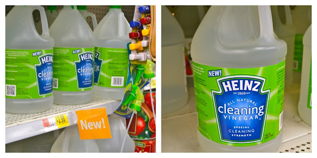 Heinz Cleaning Vinegar #CBias