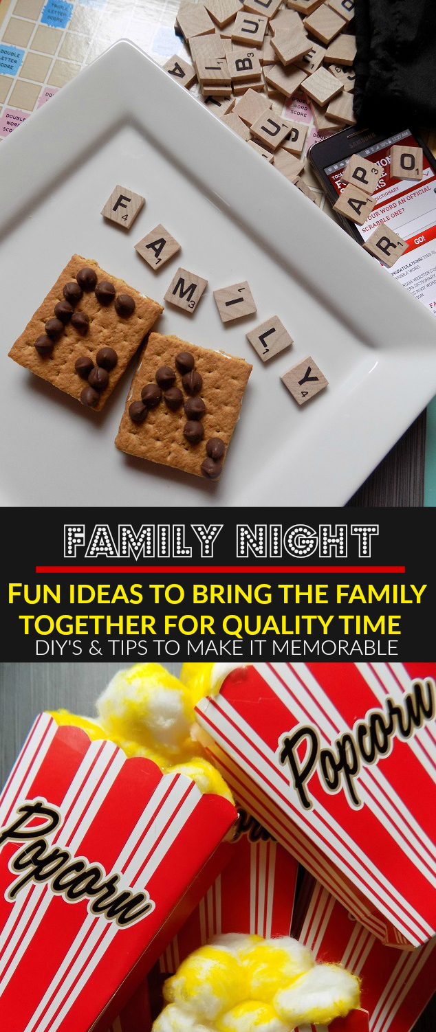 Fun Family Night Ideas - How To Bring The Family Back Together Each Week For Quality Time One Savvy Mom onesavvymom blog nyc #DataAndAMovie