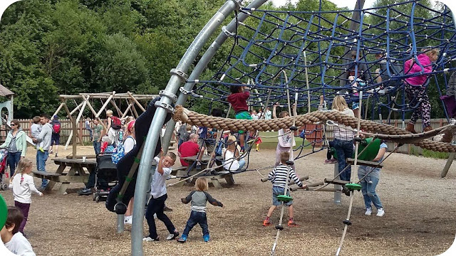 A Visit to Conkers Leicestershire Playdale Park