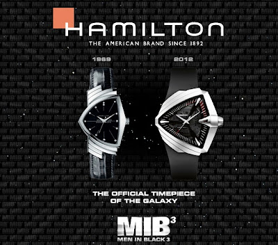 HAMILTON VENTURA MEN IN BLACK III