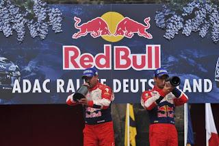 RALLY-Loeb cuenta ya con nueve títulos mundiales