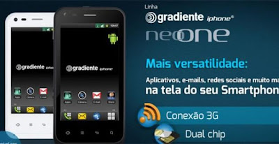 Di Brazil, iPhone itu Android
