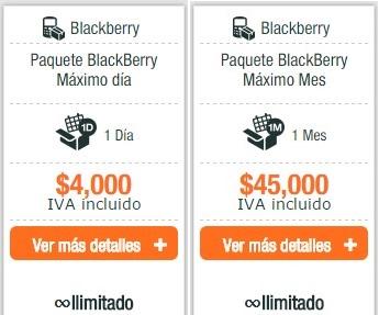Planes de datos e internet móvil en Colombia de operador Uff! Móvil