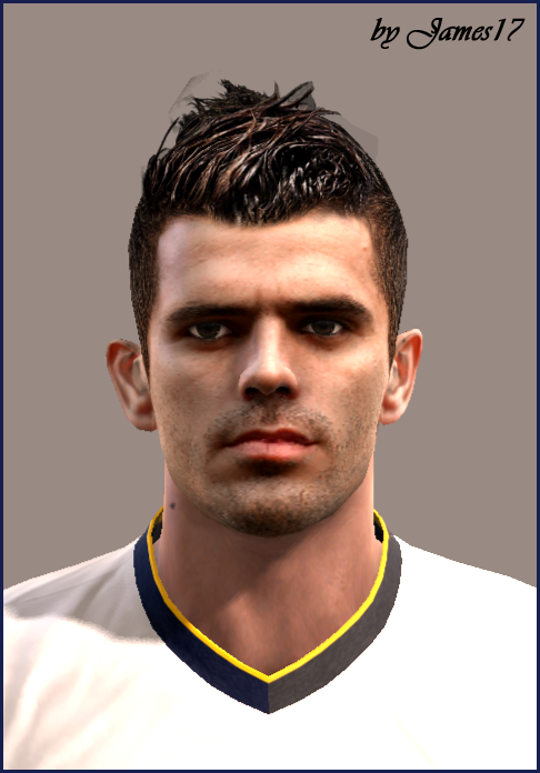 PES 2013 Fernando Gago Face by James17