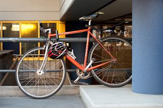 Cecil walker, bike, bicycle, the biketorialist, biketorialist, single speed, fixed speed, fixie, Swanton St, orange, frame, velocity , tim macauley, timothy macauley, model, frame, chris king, king, columbus, Victoria, Australia