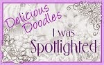 SPOT LIGHTED AT DELICIOUS DOODLES